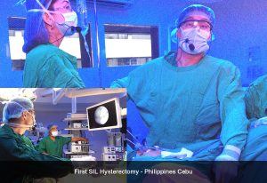 Single Incision Laparoscopy - Landmark Cases - Anthony Siow